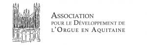 association pour le developpement de lorgue en aquitaine
