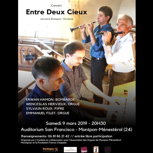 Concert Entre 2 cieux 09 Mars 2019 – Montpon-Ménestérol (24)